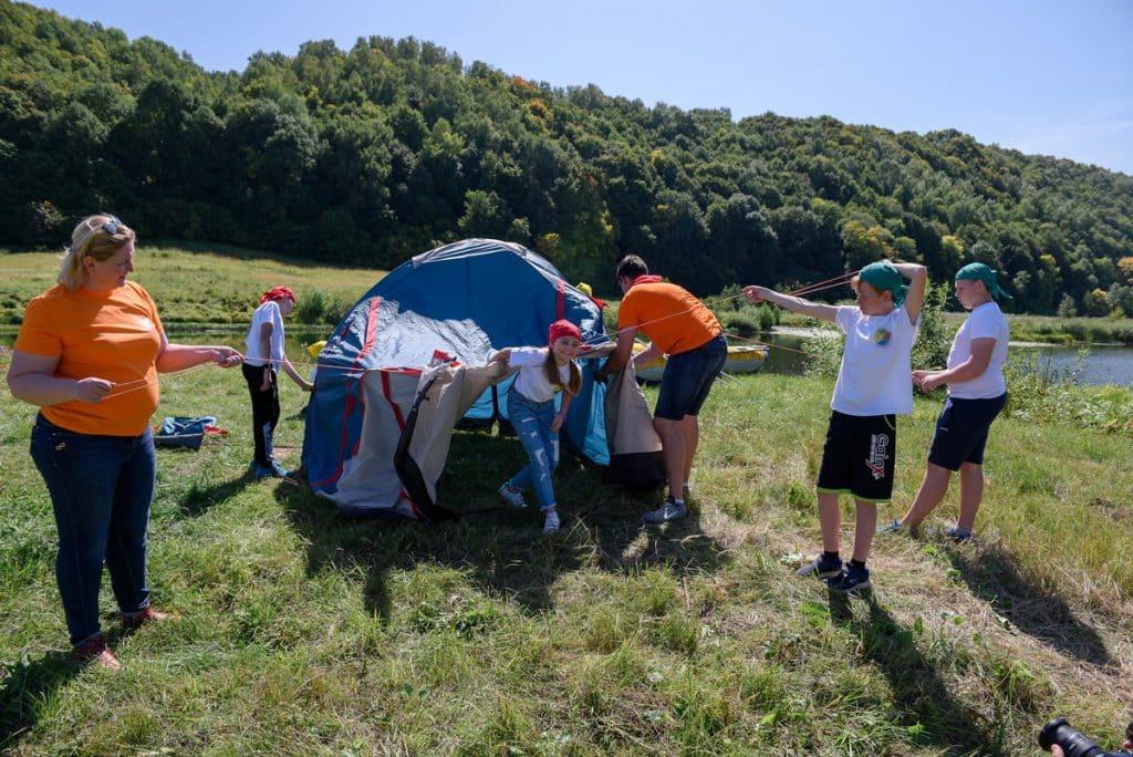 Фото Лагерь 1